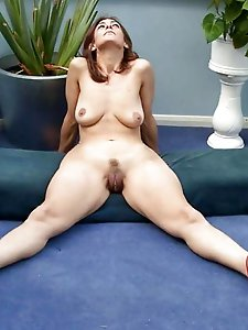 Delightful housewife fucked outdoors